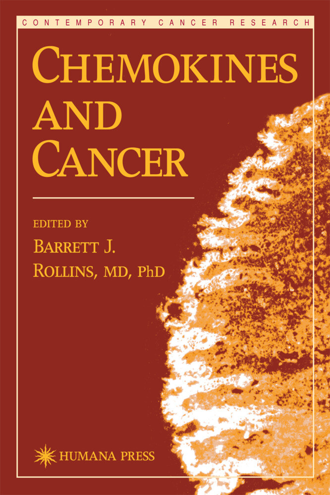 Chemokines and Cancer als Buch