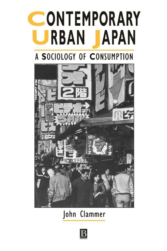 Comtemp Urban Japan als Taschenbuch