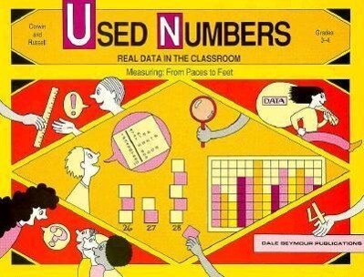 Measuring: Grades 3-4; From Places to Feet als Taschenbuch