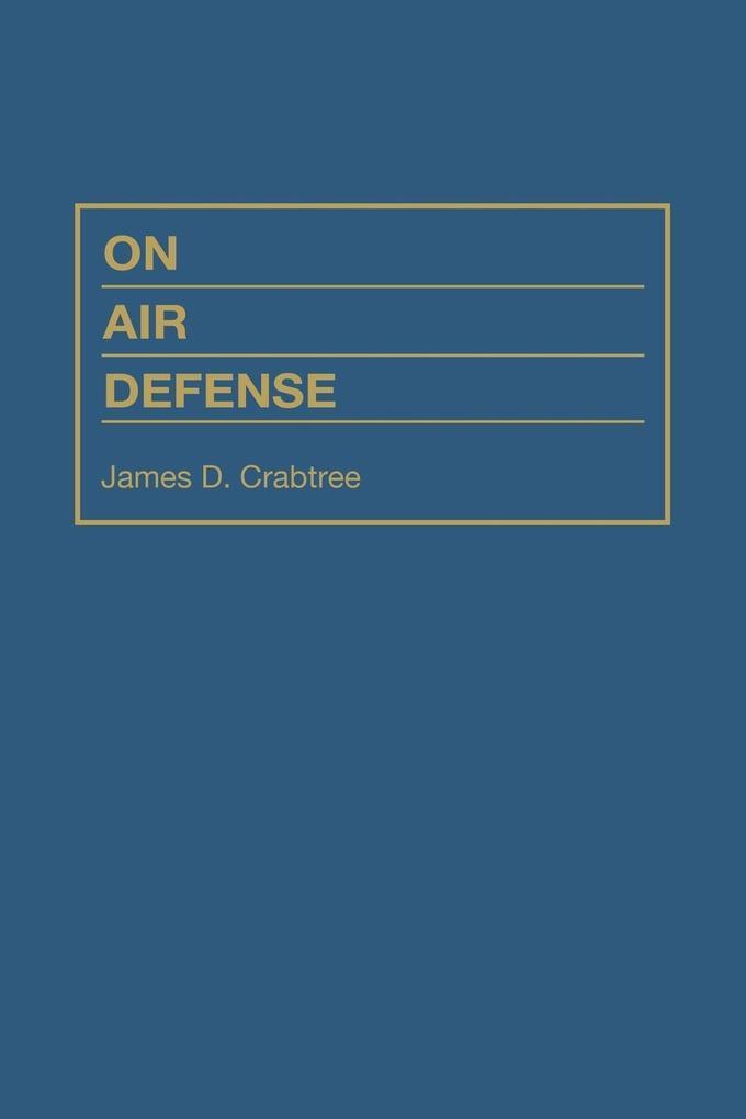 On Air Defense als Taschenbuch