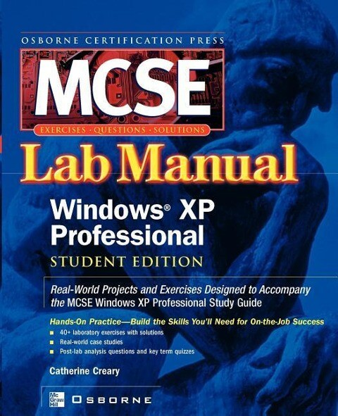MCSE Windows XP Professional Lab Manual als Taschenbuch