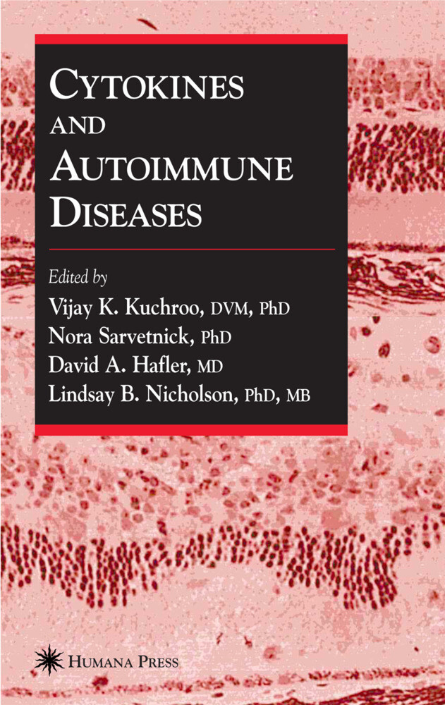 Cytokines and Autoimmune Diseases als Buch