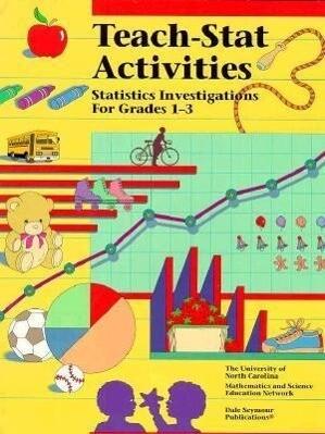 Teach-Stat Activities: Grades 1-3 als Taschenbuch