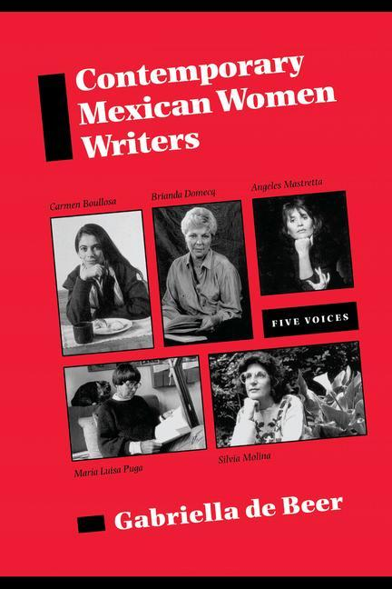 Contemporary Mexican Women Writers: Five Voices als Taschenbuch