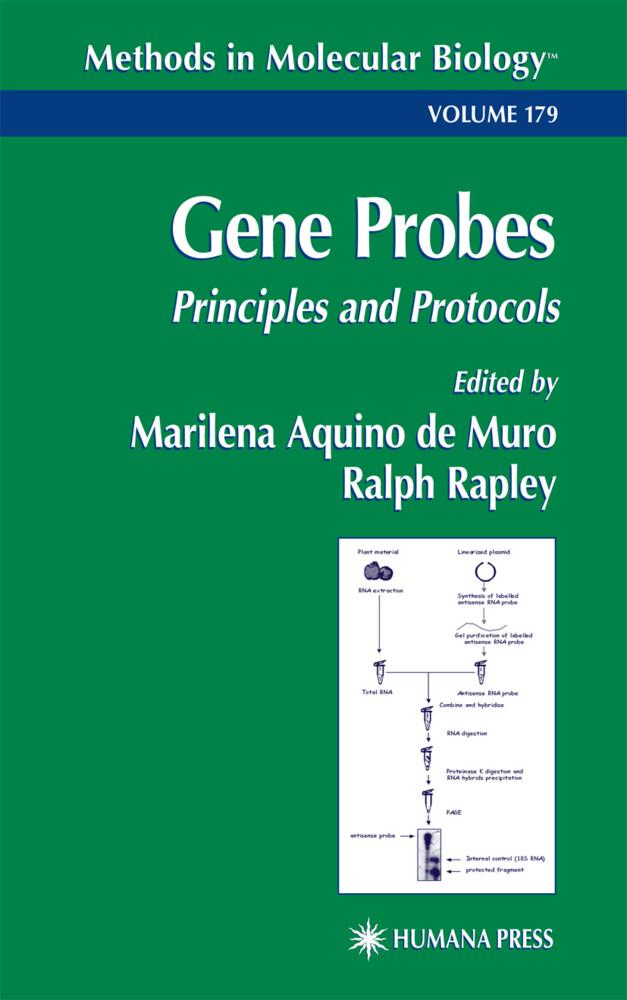Gene Probes als Buch