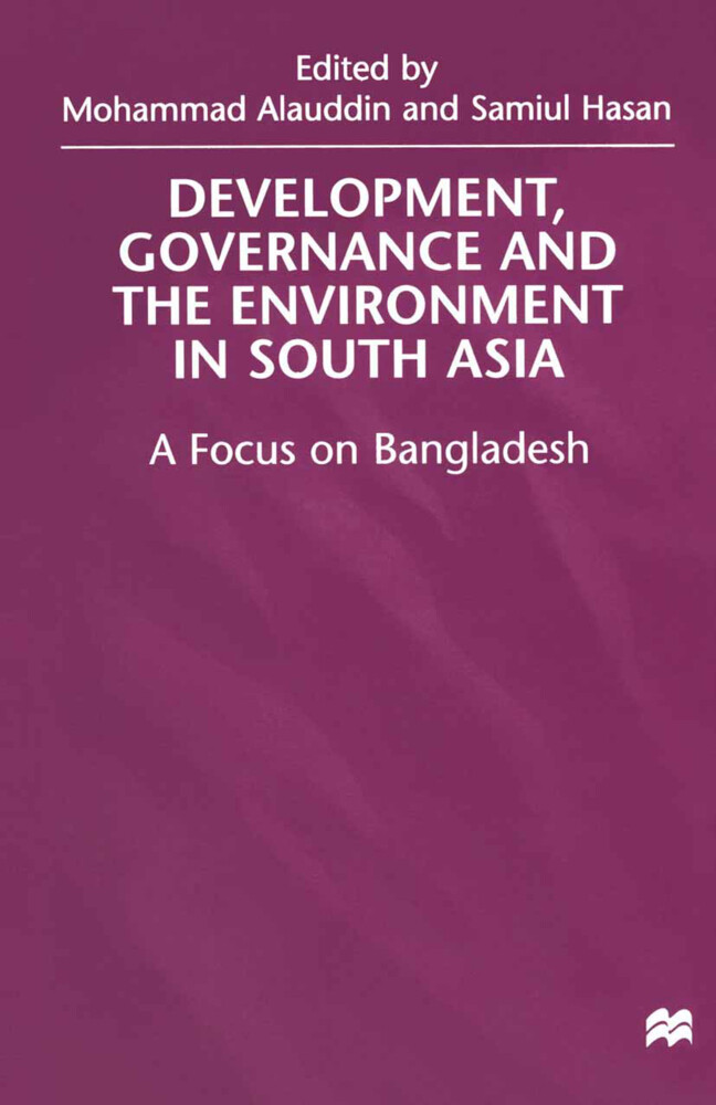 Development, Governance and Environment in South Asia als Buch