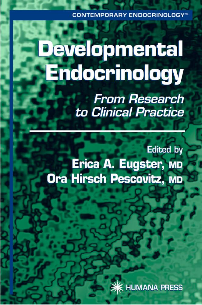 Developmental Endocrinology als Buch