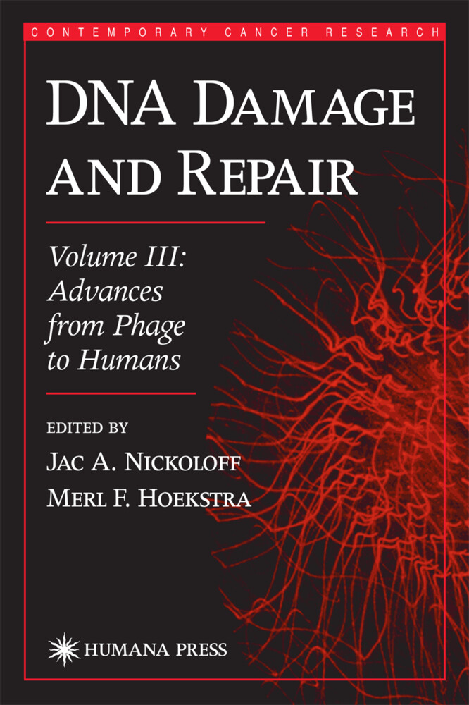 DNA Damage and Repair als Buch