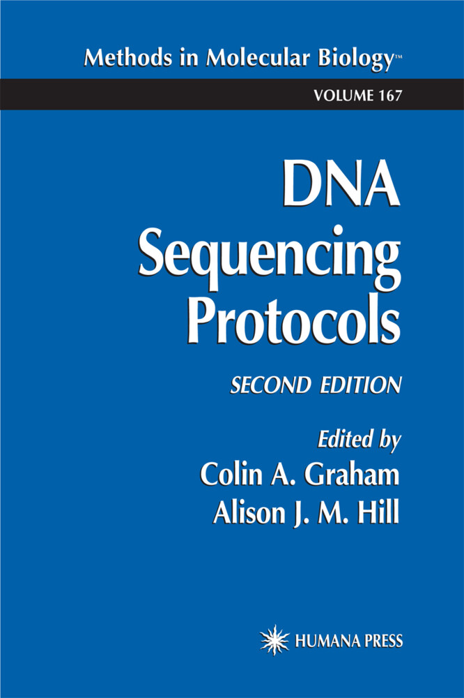 DNA Sequencing Protocols als Buch