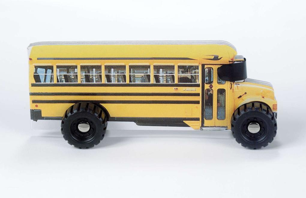 Bus als Buch