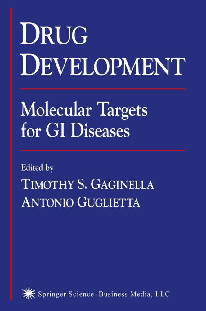 Drug Development als Buch