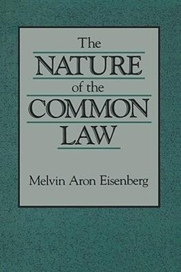 The Nature of the Common Law als Taschenbuch