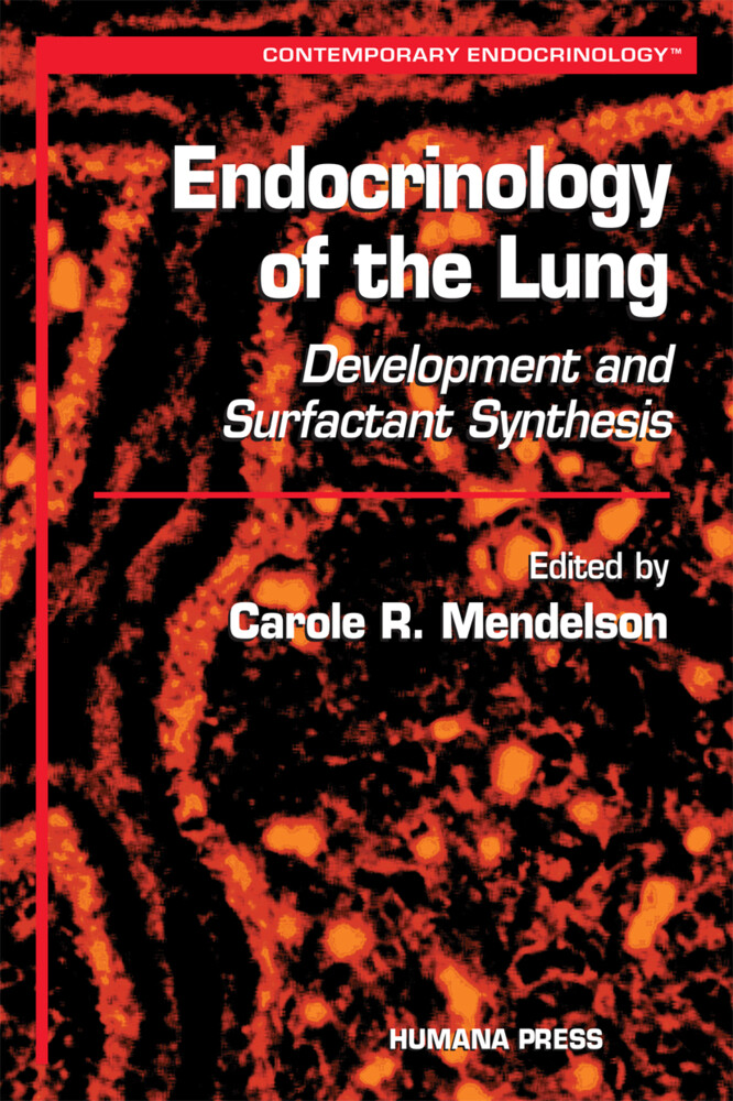 Endocrinology of the Lung als Buch
