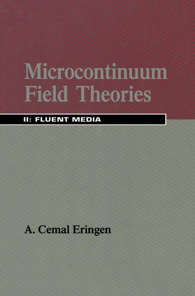 Microcontinuum Field Theories 2 als Buch