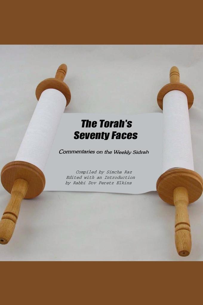 The Torah's Seventy Faces als Taschenbuch