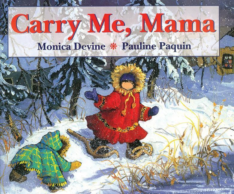 Carry Me Mama als Taschenbuch