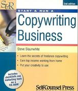 Start & Run a Copywriting Business [With CDROM]