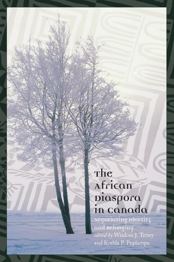 African Diaspora in Canada als Taschenbuch