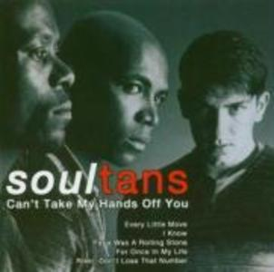 Can't Take My Hands Off You als CD