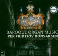 Baroque Organ Music als CD