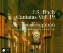 Kantaten Vol. 19 als CD