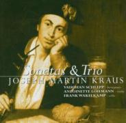Sonatas & Trio als CD