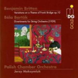Divertimento/Bridge-Variation als CD