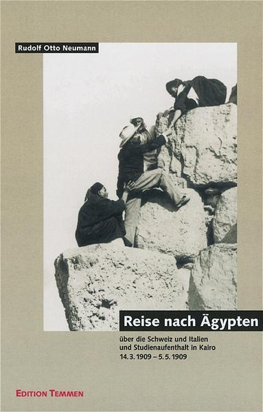 Reise nach Ägypten als Buch