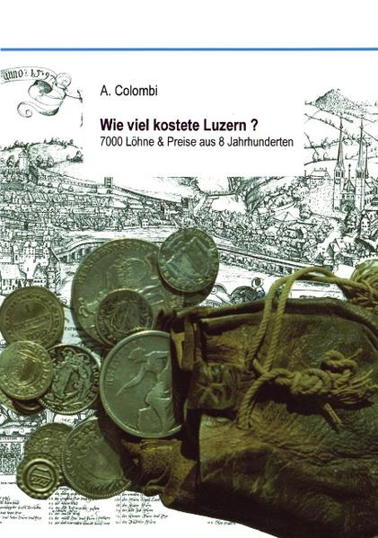 Wie viel kostete Luzern? als Buch