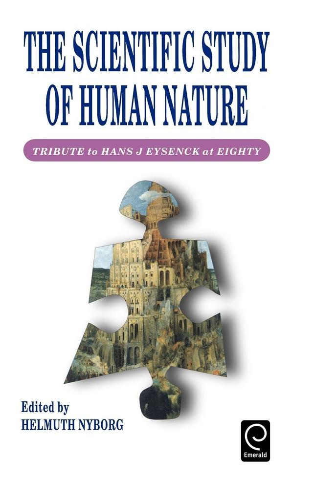 The Scientific Study of Human Nature als Buch