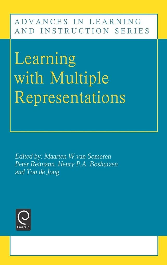 Learning with Multiple Representations als Buch