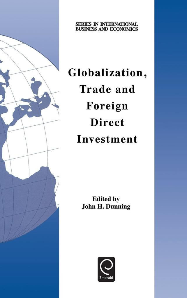 Globalization, Trade and Foreign Direct Investment als Buch