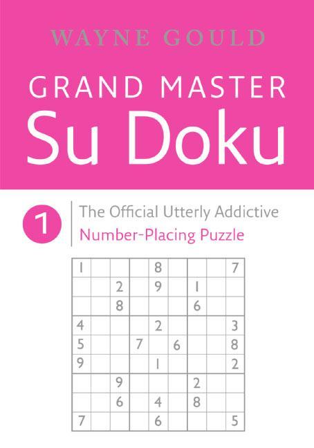 Grand Master Sudoku 1 als Taschenbuch