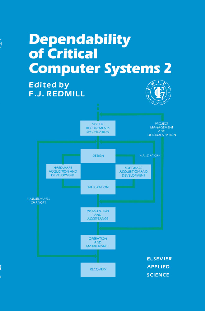 Dependability of Critical Computer Systems als Buch