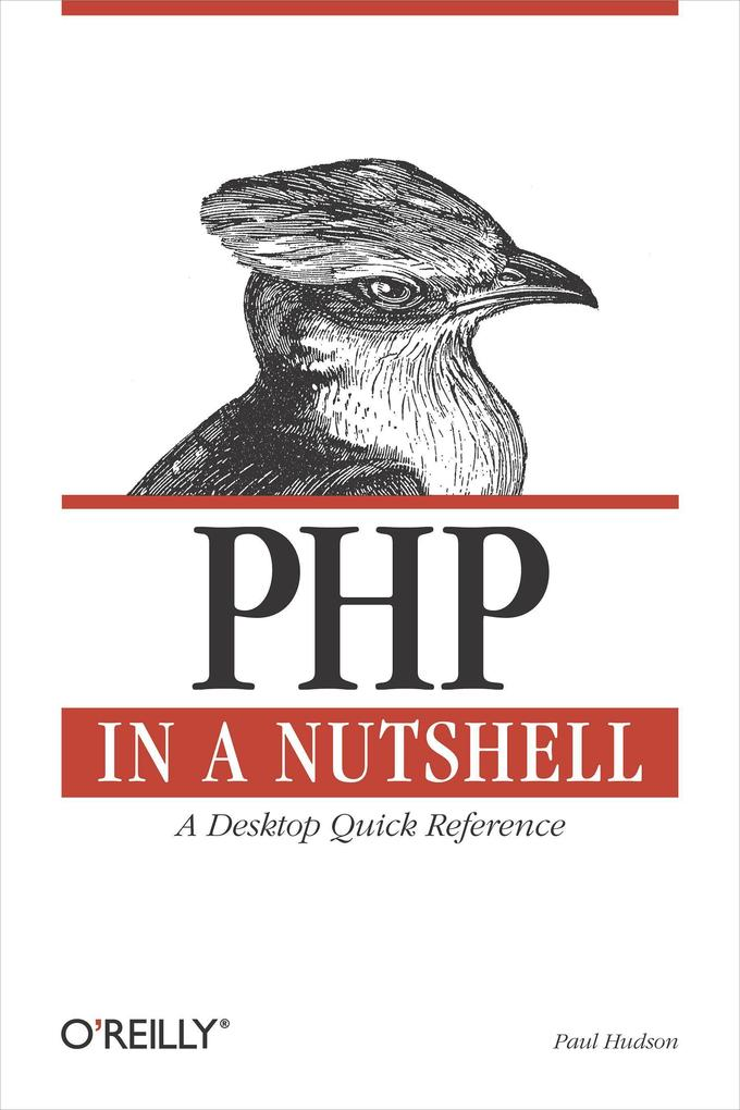PHP in a Nutshell als Buch