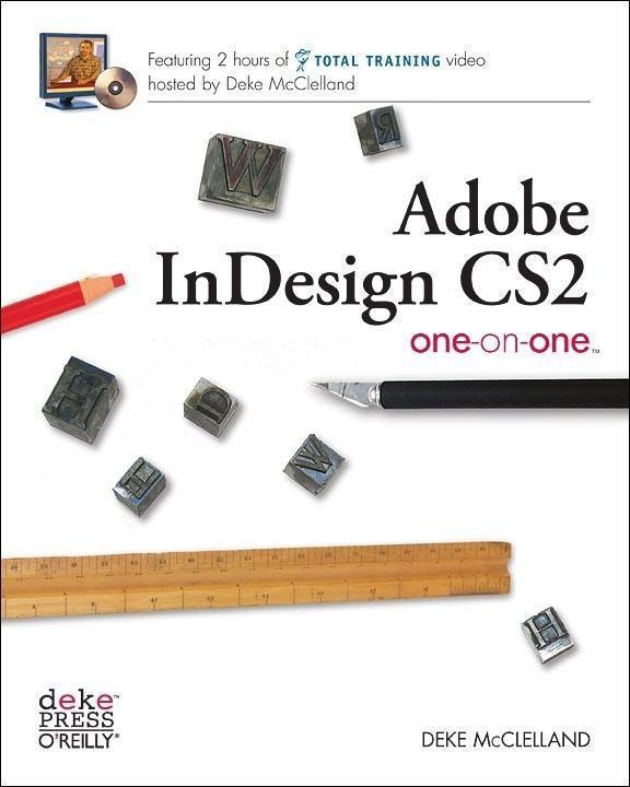 Adobe InDesign CS2 One-on-one als Buch