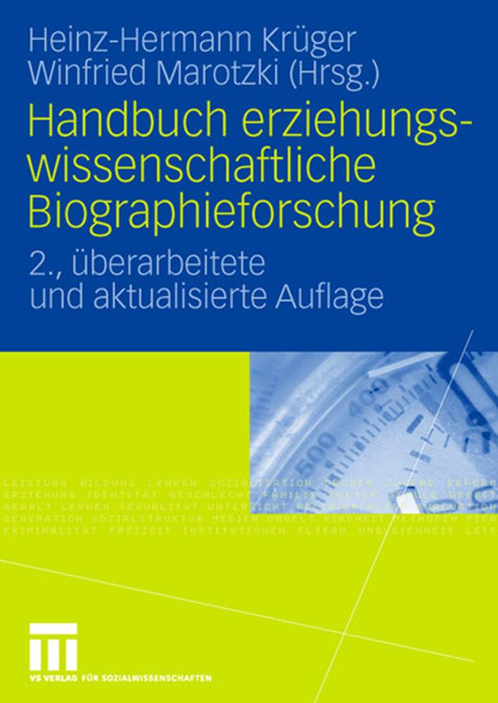 Handbuch erziehungswissenschaftliche Biographieforschung als Buch