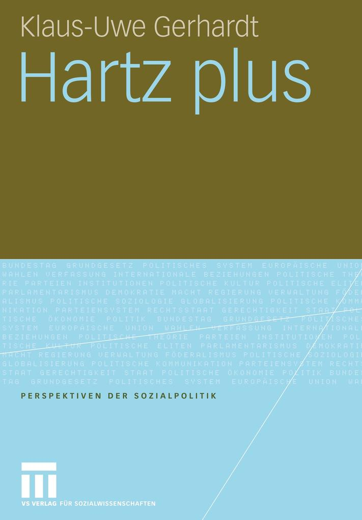 Hartz IV plus als Buch