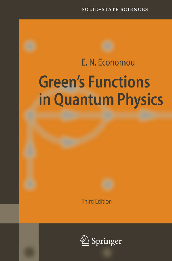 Green's Functions in Quantum Physics als Buch
