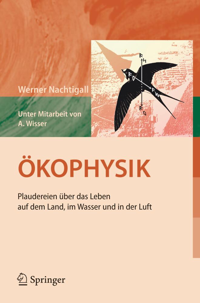 Ökophysik als Buch