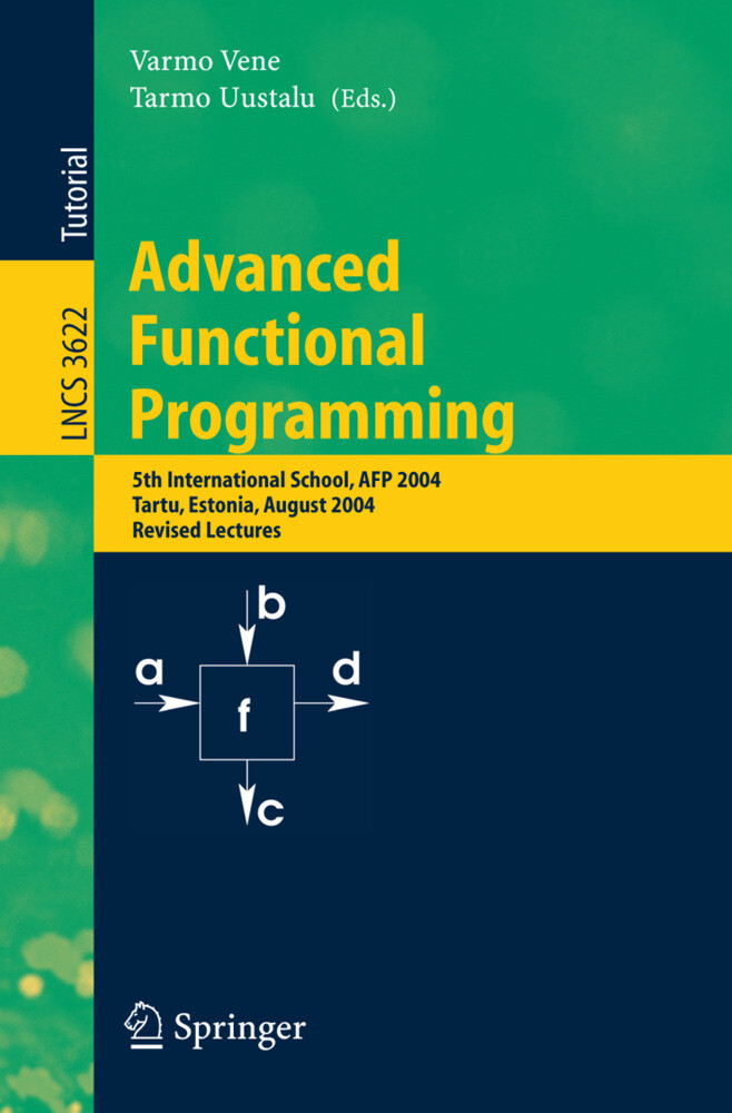 Advanced Functional Programming als Buch