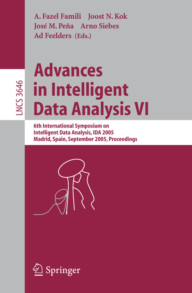 Advances in Intelligent Data Analysis VI als Buch