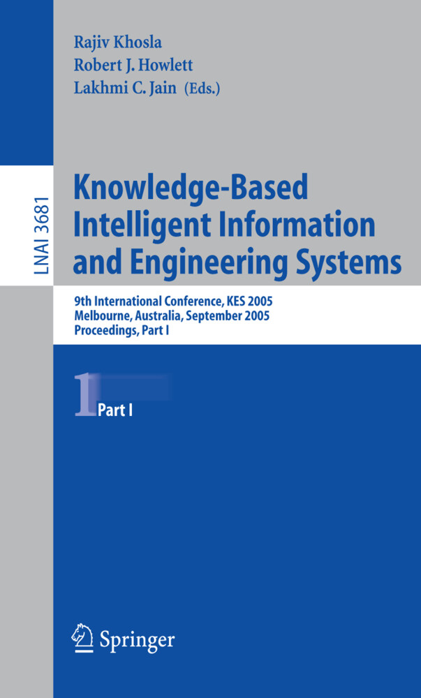 Knowledge-Based Intelligent Information and Engineering Systems als Buch