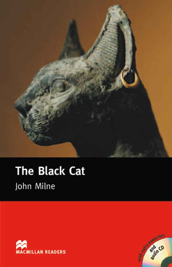 The Black Cat. Lektüre mit CD als Buch