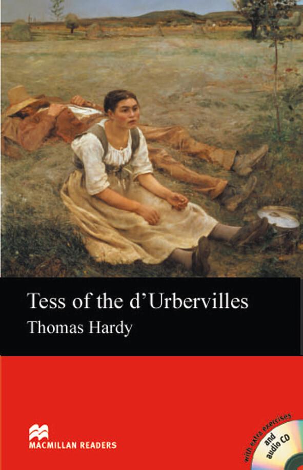 Tess of the d'Urbervilles. Lektüre mit 3 CDs als Buch