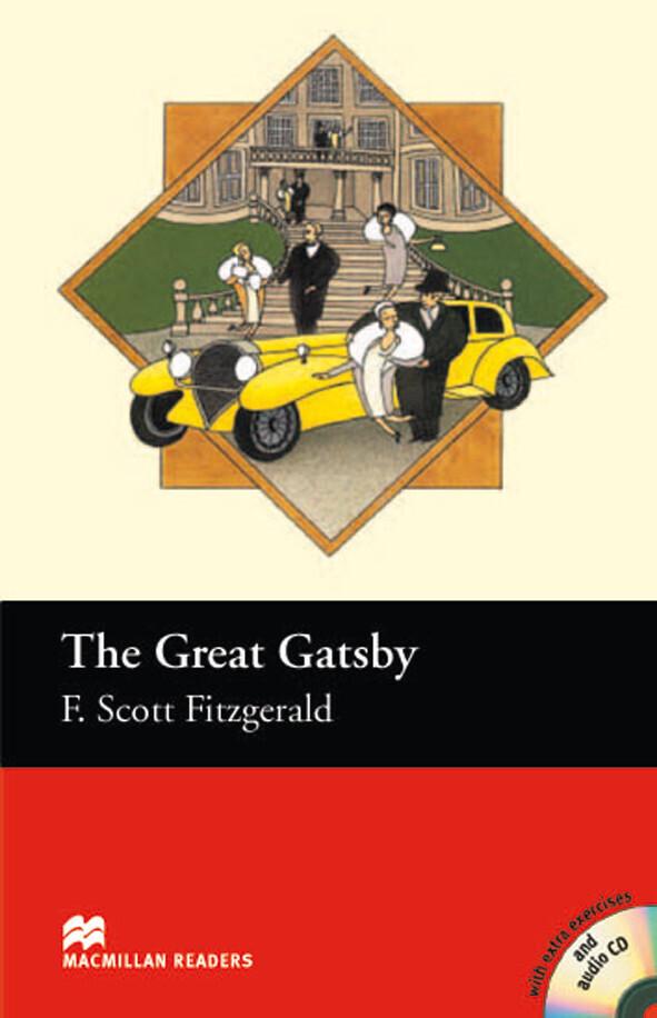 The Great Gatsby. Lektüre mit 2 CDs als Buch