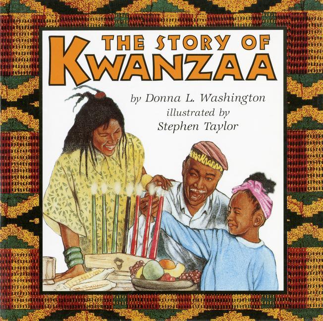 The Story of Kwanzaa als Taschenbuch