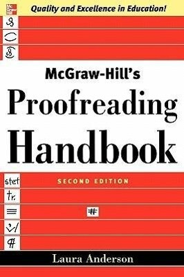 McGraw-Hill's Proofreading Handbook als Buch