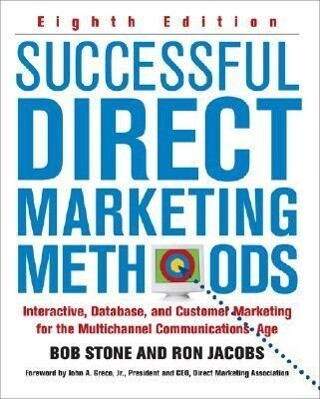 Successful Direct Marketing Methods als Buch