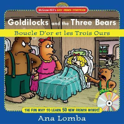 Easy French Storybook: Goldilocks and the Three Bears als Buch